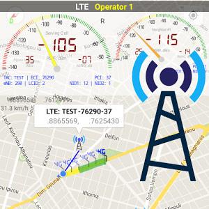 Network Cell Info 3.9.2 دانلود برنامه نمایش اطلاعات شبکه موبایل اندروید