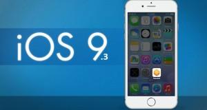 ۷ ویژگی جدید که با ۹.۳ iOS به آیفون و آپید خواهد آمد