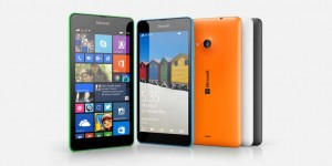 آغاز بروزرسانی ویندوز 10 موبایل برای لومیا 535 در خاورمیانه