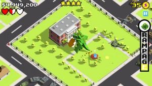 بازگشت گودزیلا؛ معرفی بازی Smashy City