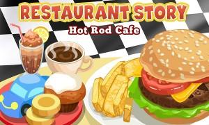 معرفی بازی Restaurant Story: Hot Rod Cafe؛ به رستوران داری معتاد شوید