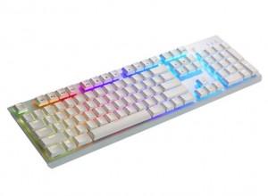 صفحه کلید مکانیکی Tesoro Gram Spectrum مجهز به دیود نوری RGB