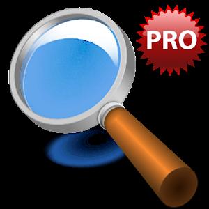 Magnifier Pro v1.0.1 دانلود نرم افزار ذره بین برای گوشی های اندروید