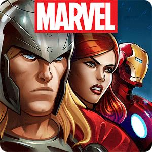 Marvel: Avengers Alliance 2 v1.2.0 دانلود بازی مارول: اتحاد اونجرز 2 + مود برای اندروید