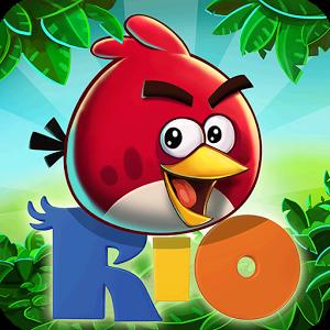 Angry Birds Rio v2.6.2 دانلود بازی پرندگان خشمگین ریو برای اندروید