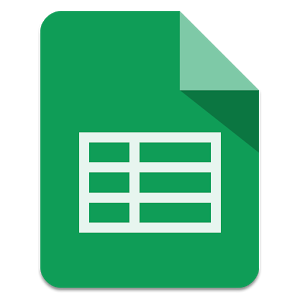 Google Sheets v1.6.352.11.30 دانلود نرم افزار ویرایشگر گوگل شیتز برای اندروید
