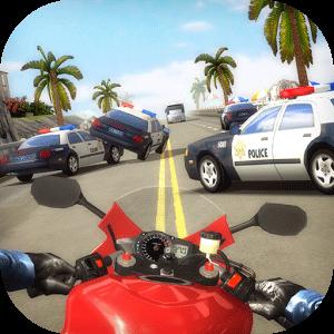 Highway Traffic Rider v1.6.4 دانلود بازی موتور سواری در بزرگراه برای اندروید