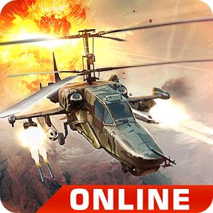 World of Gunships v0.7.4 دانلود بازی دنیای آنلاین هلیکوپترهای جنگی برای اندروید