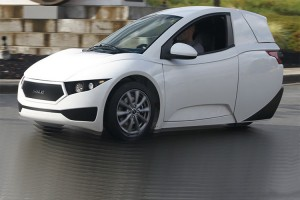 شرکت الکترا مکانیکا خودروی کوچک خود را با نام سولو معرفی کرد