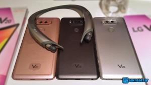 گوشی هوشمند ال جی V20 به صورت رسمی وارد ایران شد