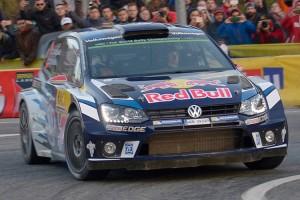 خروج فولکس واگن از مسابقات WRC در پایان فصل 2016