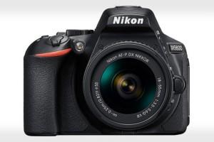 نیکون دوربین D5600 را رونمایی کرد