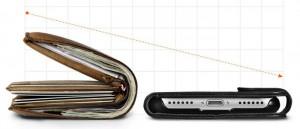 کیف اسپیگن آیفون Spigen Wallet S Case Apple iPhone 7 Plus