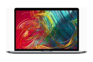 مک بوک پرو 2019 اپل 15 اینچ – Core i9 Radeon Pro 16GB 512GB