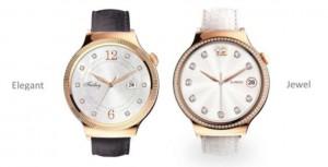 نمایشگاه CES 2016: دو نسخه جدید برای ساعت های هوشمند هواوی