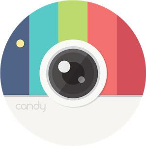 Candy Camera – Selfie Selfies 2.79 دانلود نرم افزار عکاسی کندی کمرا اندروید