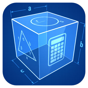 Geometry Calculator v1.5 دانلود برنامه محاسبه مساحت برای اندروید