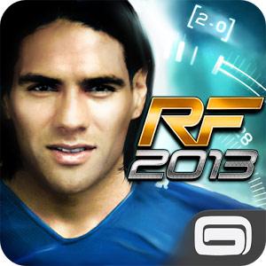 Real Football 2013 v1.6.8b دانلود بازی فوتبال واقعی برای اندروید