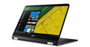 لپ تاپ ایسر اسپین 7 ؛ تبدیل شوندهی قدرتمند ایسر از راه رسید