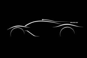 ابر خودروی مرسدس بنز AMG تأیید شد؛ پیشرانه هیبریدی با تکنولوژی فرمول یک