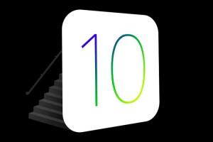 iOS 10 بر روی بیشتر دستگاه های اپلی نصب شده است