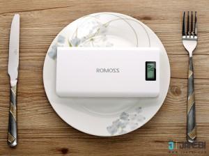 پاور بانک روموس Romoss Sense 6 Plus PH80 Power Bank 20000mAh