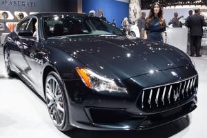 نسخه گرن اسپرت مازراتی کواتروپورته در نمایشگاه خودروی لسآنجلس به نمایش گذاشته شد
