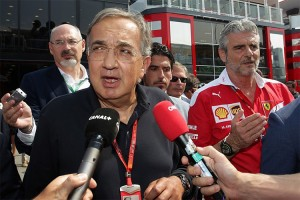 سرجیو مارکیونه سرمایه گذاری بیشتر در تیم فرمول یک فراری را ممنوع کرد